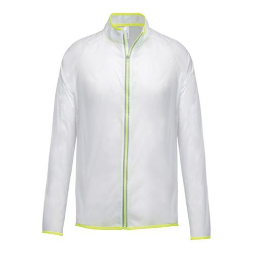 Veste coupe-vent transparent ultra leger Tech CASAL