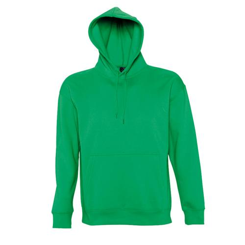 Sweat personnalisable à capuche Slam Club vert
