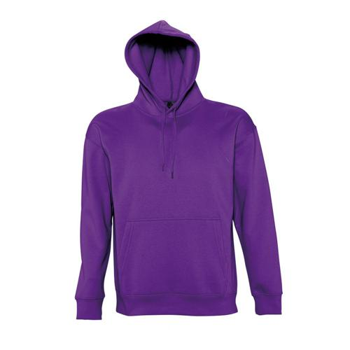 Sweat-shirt à capuche Slam Club violet