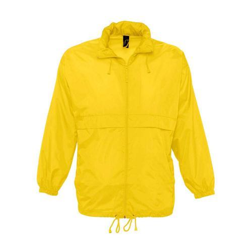 Coupe-Vent Expert Club jaune