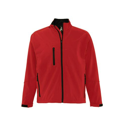 Veste softshell classic Club rouge