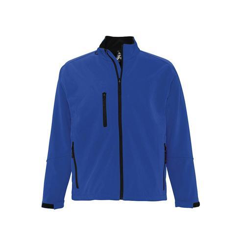 Veste softshell classic Club royal bleu