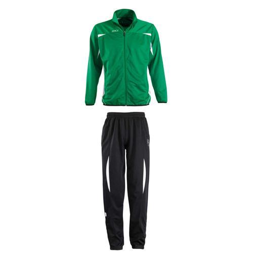 Survêtement Club Camp Nou training vert/noir/blanc