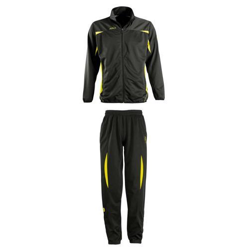 Survêtement Club Camp Nou training enfant noir/jaune