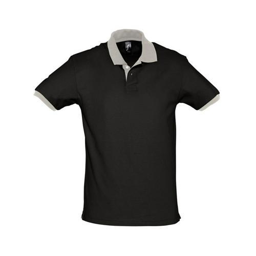 Polo prince expert coton noir