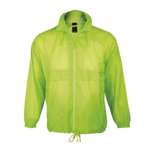 Coupe-Vent Expert Club vert fluo