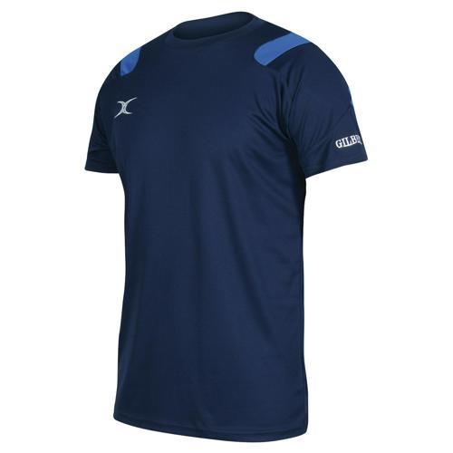 Tee-shirt Gilbert vapour marine / bleu