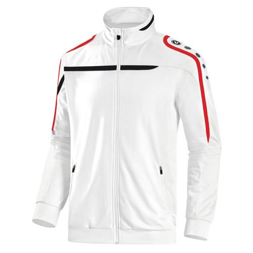 VESTE SURVETEMENT PERFORMANCE PES BLANC-NOIR JAKO