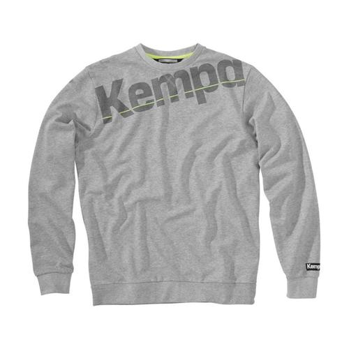 SWEAT CORE KEMPA GRIS CHINE