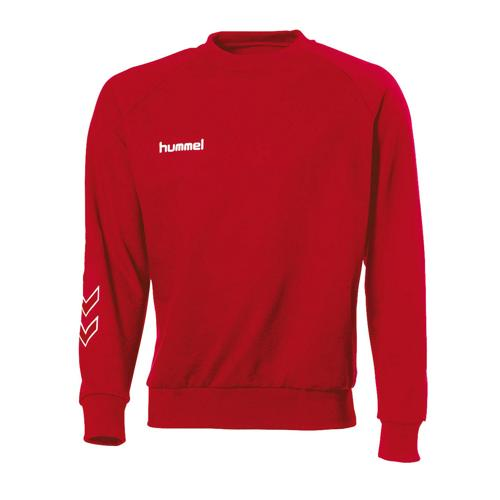 SWEAT CORPORATE TOP HUMMEL ROUGE