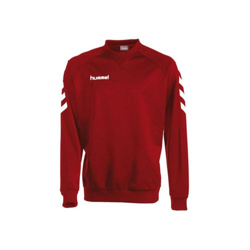 SWEAT CORPORATE PES HUMMEL ROUGE