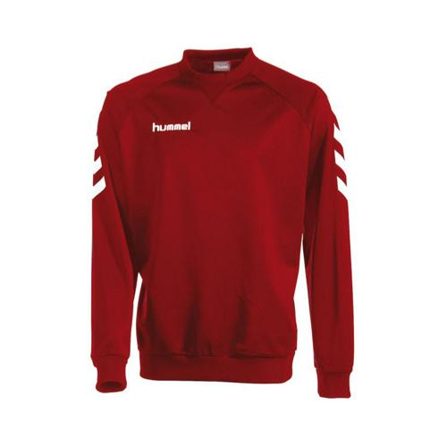 Sweat Hummel Corporate enfant rouge