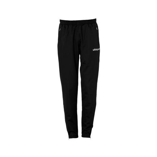 PANTALON SURVETEMENT MATCH PES UHLSPORT NOIR-BLANC