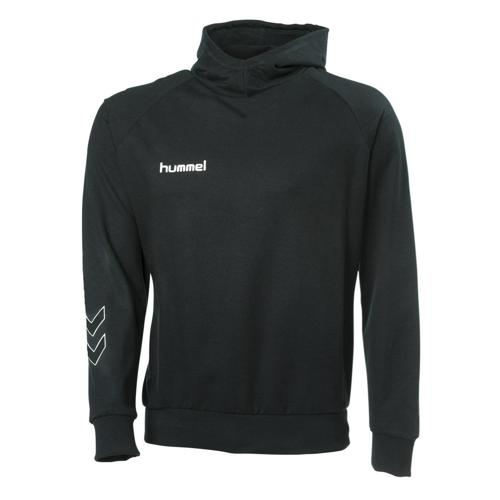 SWEAT CORPORATE CAPUCHE HUMMEL NOIR