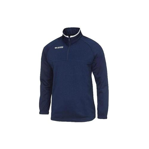 Sweat 1/2 zip Errea Basic Mansel Marine