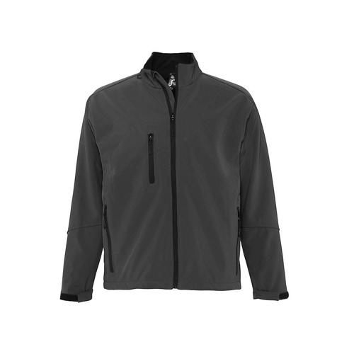 Veste softshell classic Club anthracite