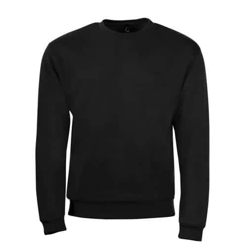 Sweat-shirt Classique molleton expert noir