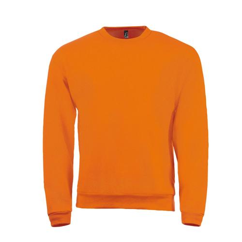 Sweat-shirt Classique molleton expert orange