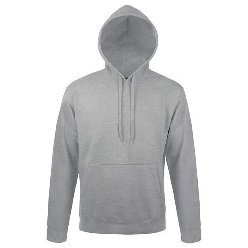 17fd1a6a6448 50€ sweat capuche gris chin - Achat