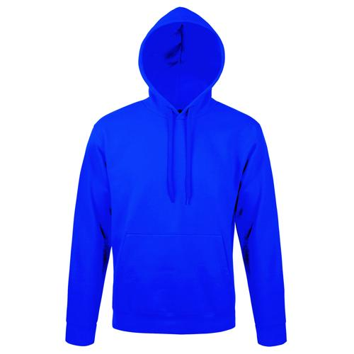 Sweat capuche Expert molleton royal