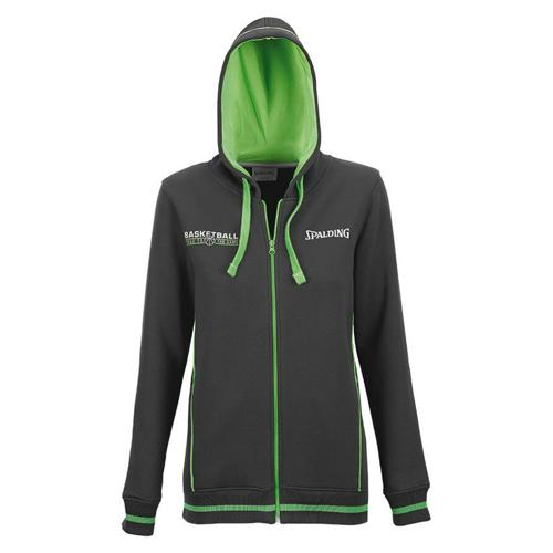 Veste Spalding Team 4 Her noir/vert