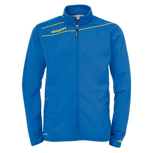 Veste Uhlsport Stream 3 PES enfant royal-jaune