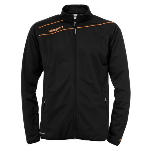 Veste Uhlsport Stream 3 PES enfant noir orange