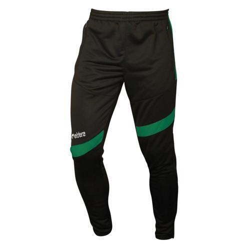 Pantalon de survêtement Eldera Prestiige Noir/Vert