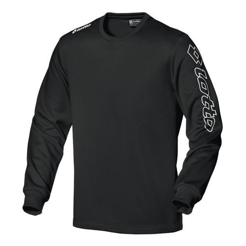 Sweat-Shirt Lotto Zenith Top enfant Noir