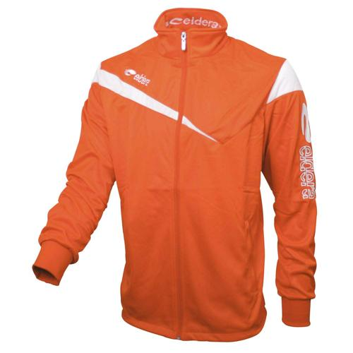 Veste de survêtement Eldera Victoire training orange