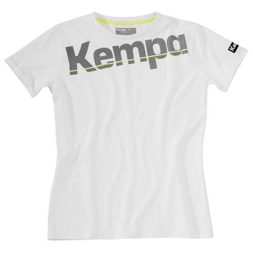 T-SHIRT FEMMME CORE BLANC KEMPA