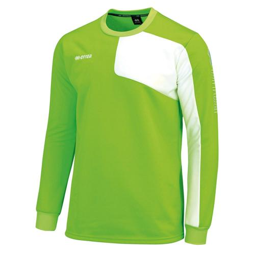 Sweat-shirt Errea Mavery top Vert Fluo-Blanc