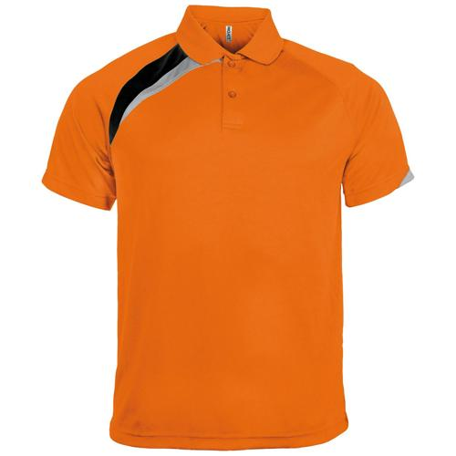 POLO CLASSIC VALUE PES TECH ORANGE