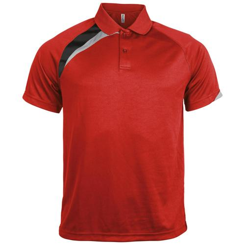 POLO CLASSIC VALUE PES TECH ROUGE