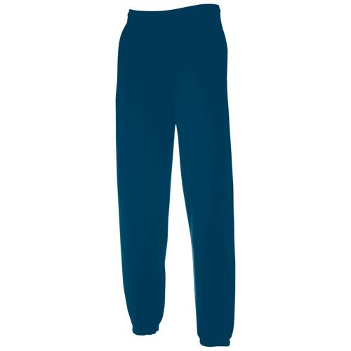 Pantalon jogging molleton Tech marine