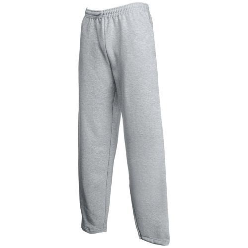 Pantalon Classique molleton Tech gris chiné