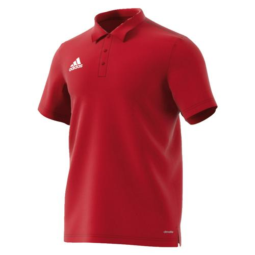 Polo adidas CORE Rouge