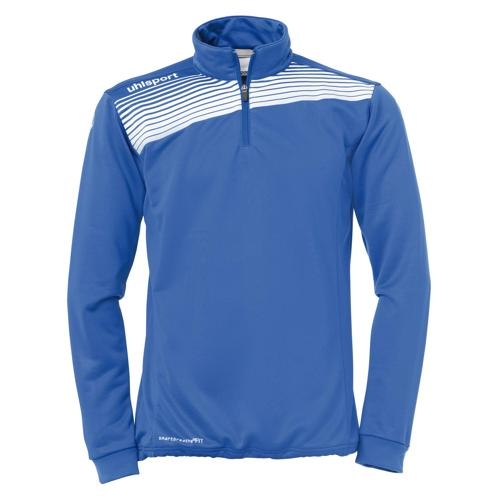 Sweat 1/2 zip Uhlsport Liga 2. 0 Royal/Blanc