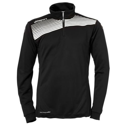 Sweat 1/2 zip Uhlsport Liga 2. 0 Noir/Blanc