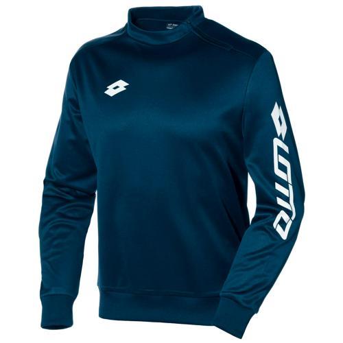 Sweat 1/2 zip Lotto FIT Cut PES Zenith LOTTO Marine/Blanc