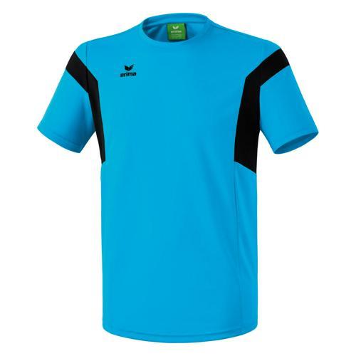Tee-shirt Erima Classic Team PES Bleu/Noir