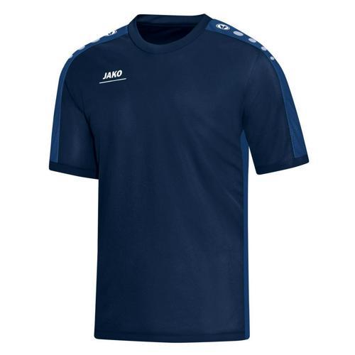 Tee-shirt Jako Striker PES Marine/Bleu