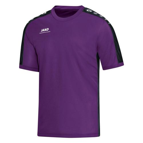 Tee-shirt Jako Striker PES Violet/Noir