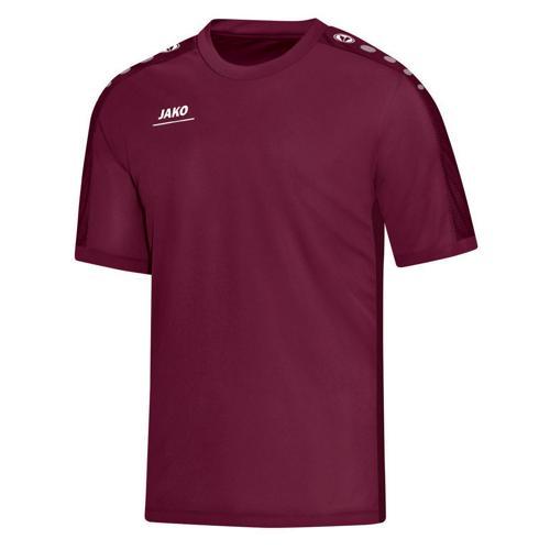 Tee-shirt Jako Striker PES Bordeaux/Bordeaux