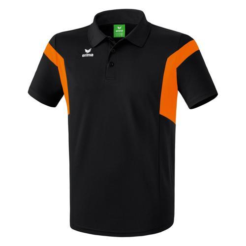 Polo Erima Classic Team PES Noir/Orange