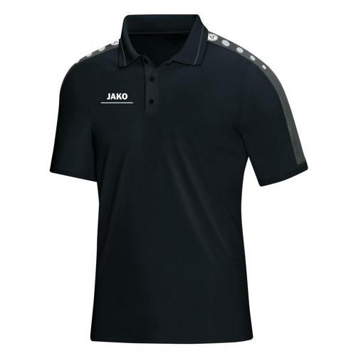 Polo Jako Striker PES Noir/Gris