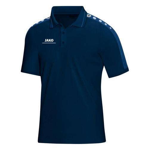 Polo Jako Striker PES Marine/Bleu