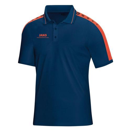 Polo Jako Striker PES Marine/Orange