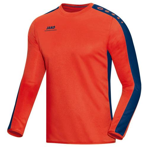 Sweat Jako Striker Top PES Orange/Marine