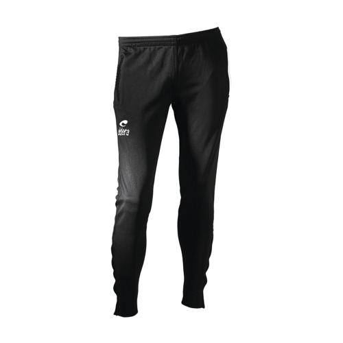 Pantalon Eldera training Fit Cut PES Noir